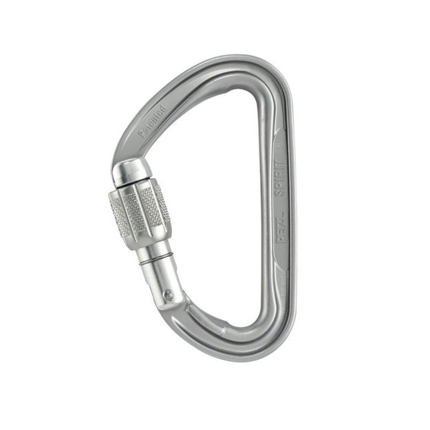 Immagine di Moschettone Spirit Screw-Lock Petzl