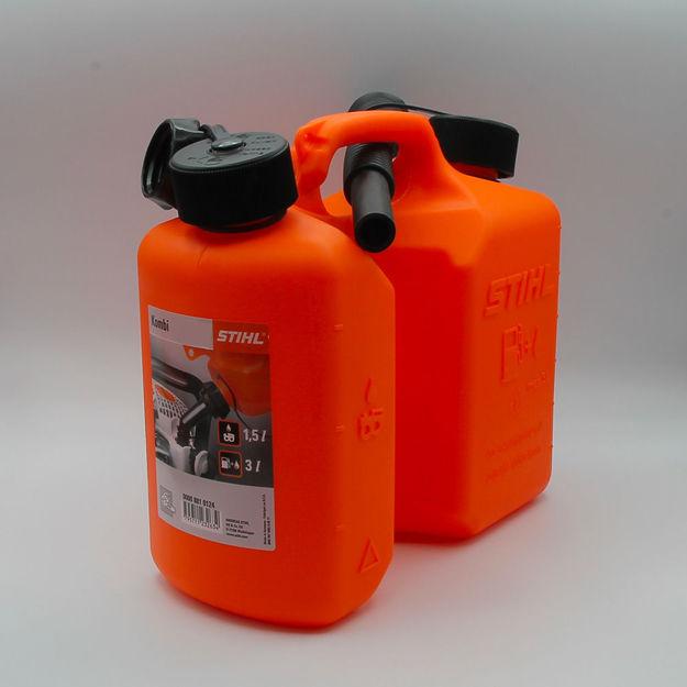 Image de tanica combinata arancio 3lt./1,5lt.