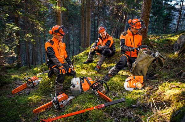 Image de la catégorie abbigliamento forestale
