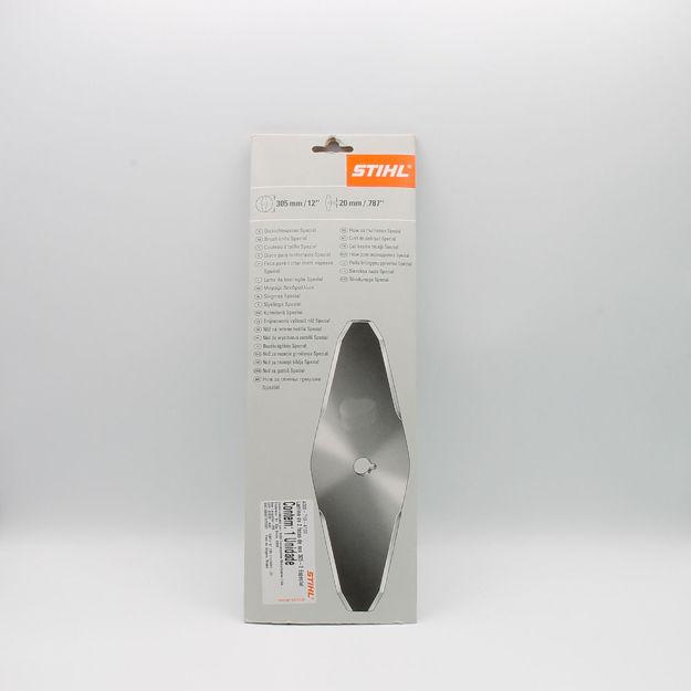 Immagine di disco decespugliatore 2 denti piatti stihl