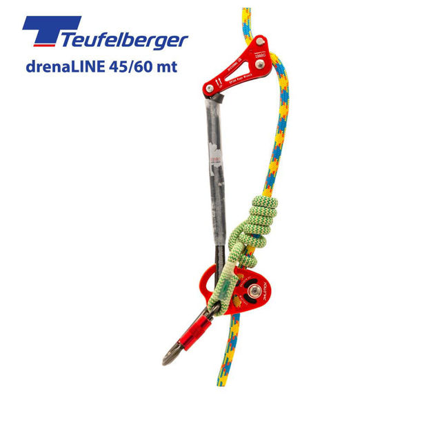 Image de Kit Rope Wrench PPE ISC e fune drenaline